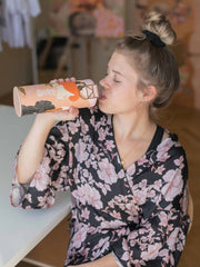 Alja Horvat × EQUA water bottle - sustainable hydration