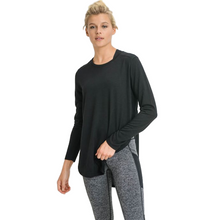 Split Hem Top | Luca (Bellevue)