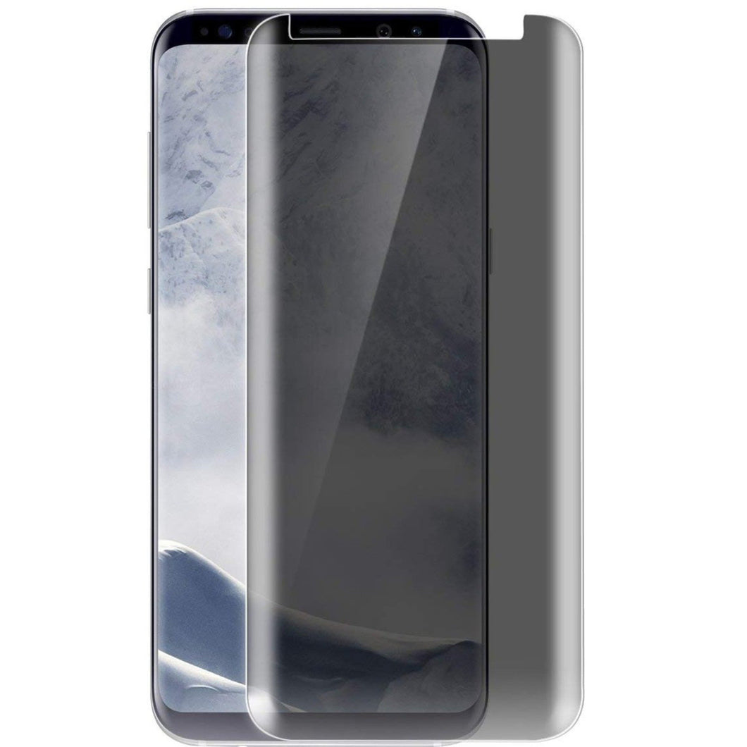 Samsung Galaxy S9+ 4D Privacy Tempered Glass | Screen Protector - Xcell Mobile