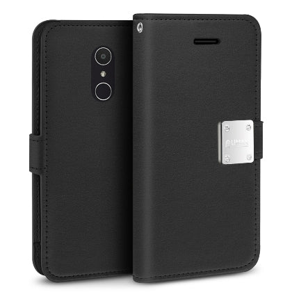 A71 Leather Wallet Case - Xcell Mobile