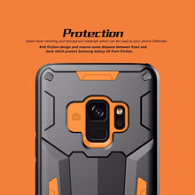 Load image into Gallery viewer, Samsung Galaxy S9 | Armor Case | Shockproof Hard Case + Belt Clip | Nillkin - Xcell Mobile