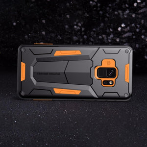 Samsung Galaxy S9 | Armor Case | Shockproof Hard Case + Belt Clip | Nillkin - Xcell Mobile