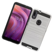 Load image into Gallery viewer, Alcatel 3V Brushed Metal Case - Xcell Mobile