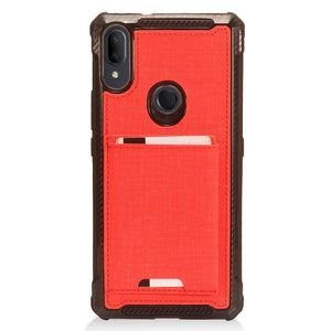 Alcatel 3V Pocket Wallet Case - Xcell Mobile