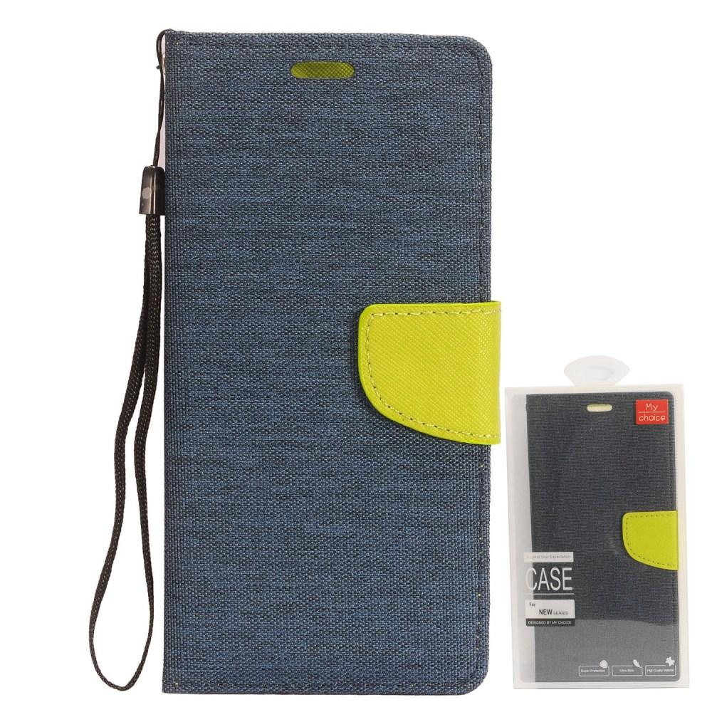k51 Denim Wallet Case - Xcell Mobile