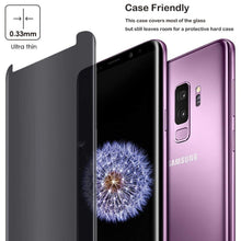 Load image into Gallery viewer, Samsung Galaxy S9+ 4D Privacy Tempered Glass | Screen Protector - Xcell Mobile