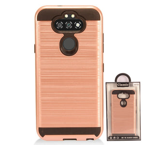 LG Aristo 5 Brushed Metal Case - Xcell Mobile