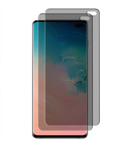 Samsung Galaxy S10+ 5D Privacy Tempered Glass | Screen Protector - Xcell Mobile