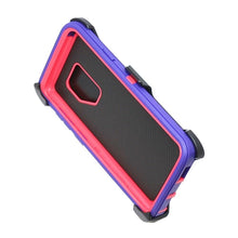 Load image into Gallery viewer, Samsung Galaxy S9 | Defender Case | Shockproof Hard Case + Belt Clip - Xcell Mobile
