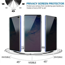 Load image into Gallery viewer, Samsung Galaxy S10 5D Privacy Tempered Glass | Screen Protector - Xcell Mobile