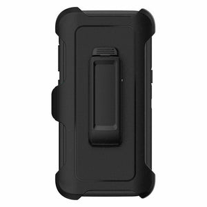 Samsung Galaxy S10+ | Defender Case | Shockproof Hard Case + Belt Clip - Xcell Mobile