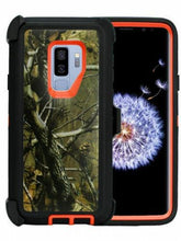 Load image into Gallery viewer, Samsung Galaxy S9+ | Defender Case | Shockproof Hard Case + Belt Clip - Xcell Mobile