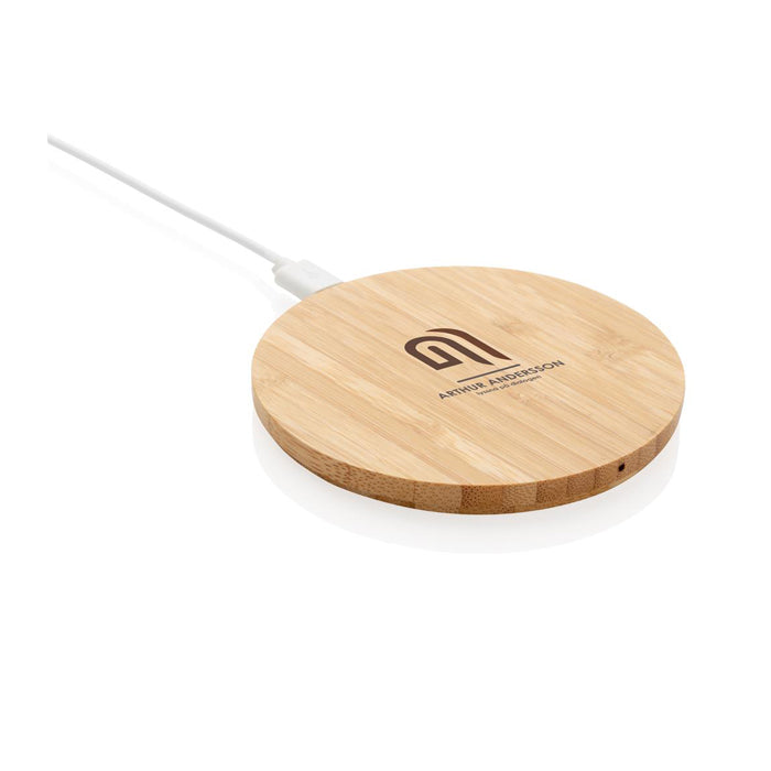 Wireless-Charger mit Logo bedrucken