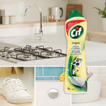 Thumbnail 7: Cif Lemon Cream Cleaner 500ml