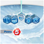 Thumbnail 7: Domestos Power 5 Ocean Toilet Rim Block 2pc