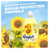 Comfort Sunshiny Days Yellow Fabric Conditioner 85 Wash 3L