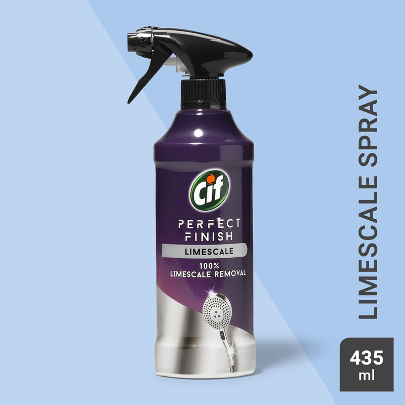 Cif Perfect Finish Limescale Removal Spray 435ml