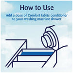 Thumbnail 2: Comfort Pure Fabric Conditioner 85 Wash 3L