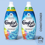 Thumbnail 3: Comfort Intense Fresh Sky Laundry Conditioner Liquid 85 Wash, Multi-Buy