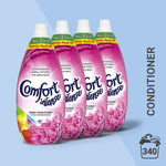 Thumbnail 5: Comfort Intense Fuchsia Passion Laundry Conditioner Liquid 85 Wash, Multi-Buy