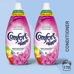 Thumbnail 3: Comfort Intense Fuchsia Passion Laundry Conditioner Liquid 85 Wash, Multi-Buy