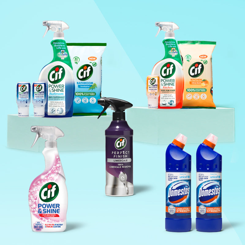 All-Rounder Cleaning Bundle