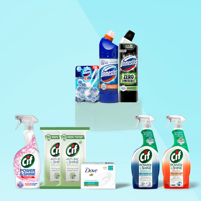 Germ and Bacteria Removal Bundle