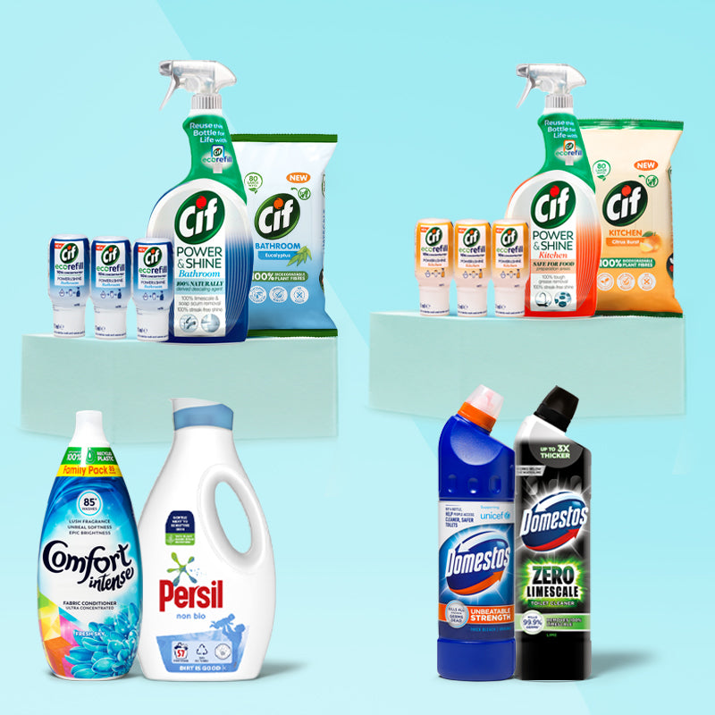 Home Cleaning Bundle