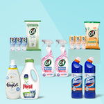 Thumbnail 10: Home Essentials Cleaning Bundle