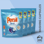 Thumbnail 5: Persil 3in1 Non-Bio Washing Capsules, 50 Wash, Multi-Buy