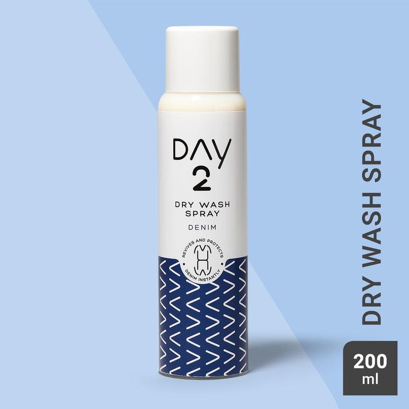 Day2 Denim Dry Wash Clothes Spray 200ml
