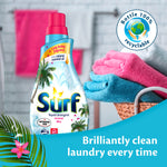 Thumbnail 2: Surf Coconut Bliss Liquid Washing Detergent 25 Washes
