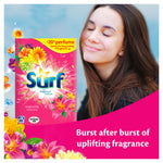 Thumbnail 5: Surf Tropical Lily & Ylang-Ylang Biological Washing Powder 5.2kg