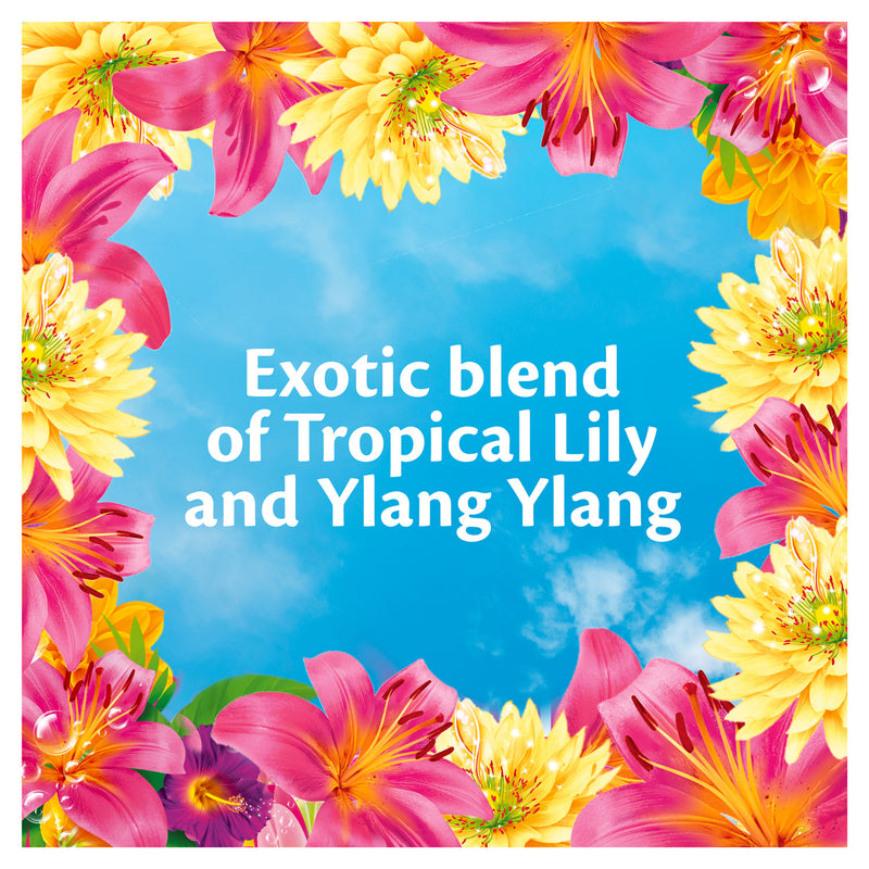 Surf Tropical Lily & Ylang-Ylang Biological Washing Powder 5.2kg