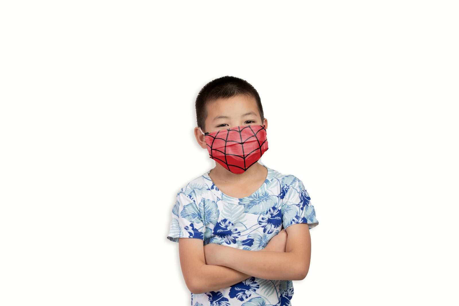 Mascarilla Spiderman