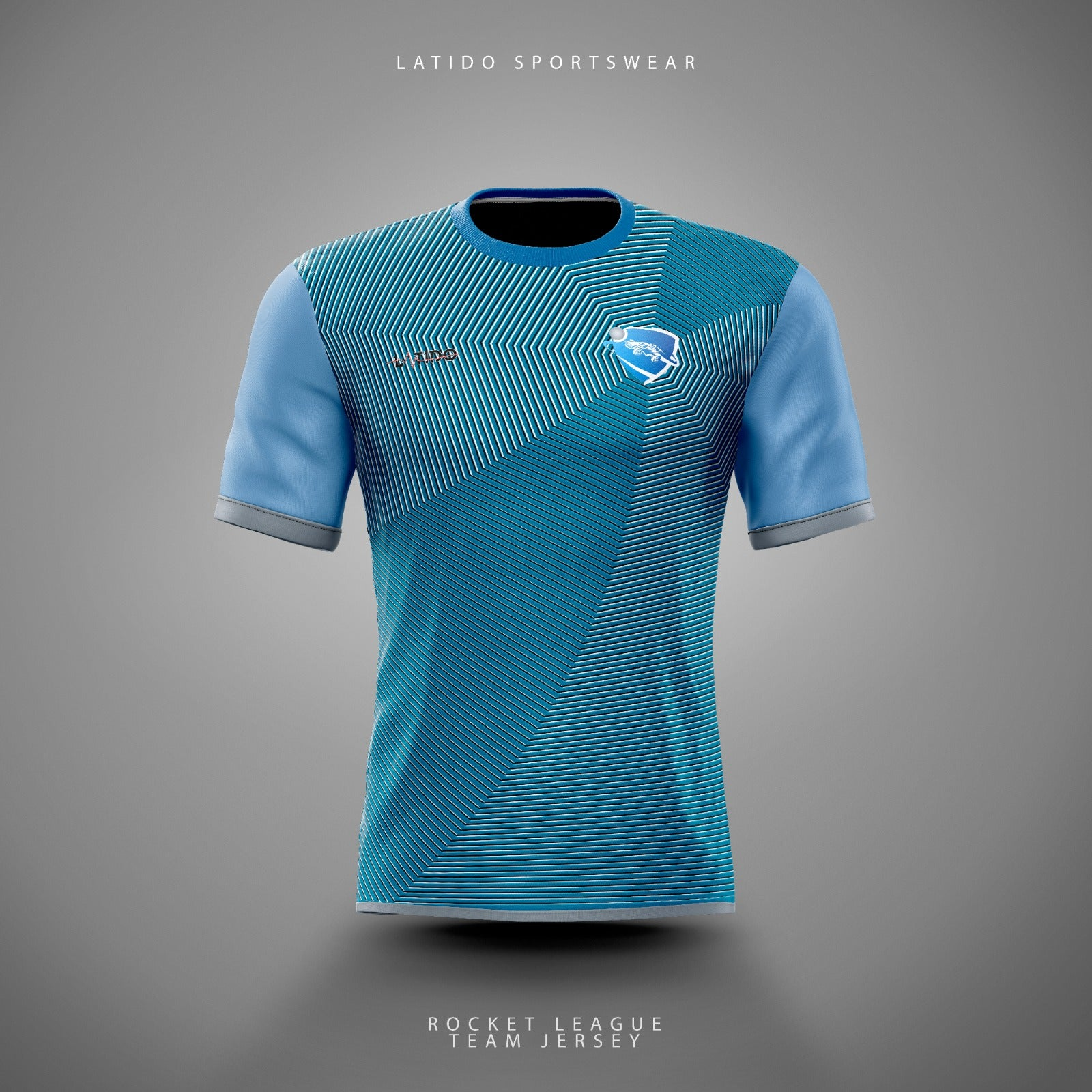 Camiseta Rocket League personalizada