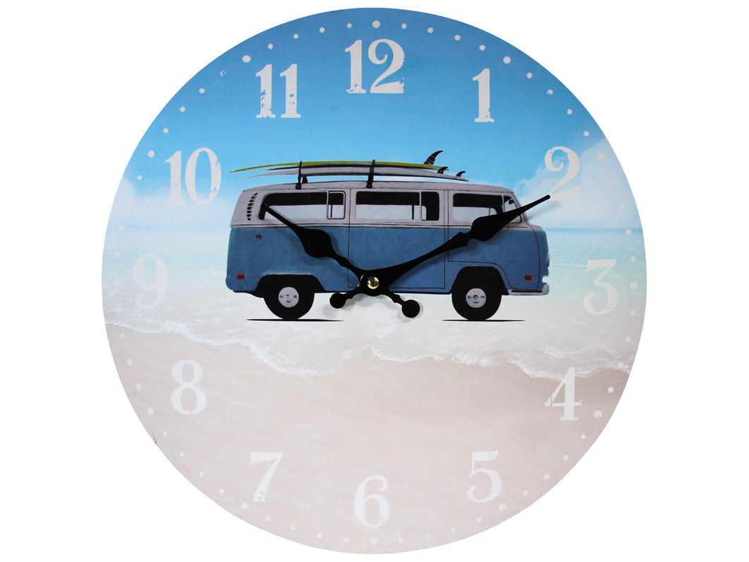 Combi Clock at Brecha Home