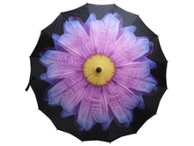 Load image into Gallery viewer, Umbrella Purple Flower