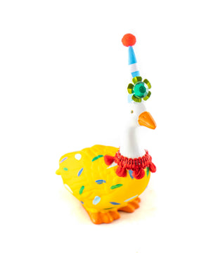 Jumbo Party Animal Duck- Cake topper, birthday decor