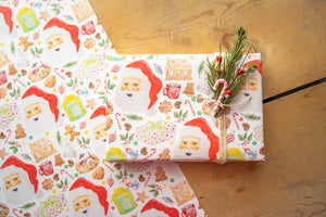 Christmas Day Wrapping Paper