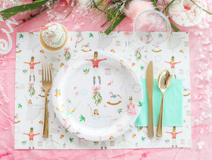 Nutcracker Paper Placemat
