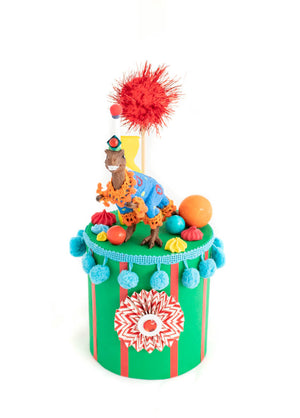 Dinosaur Party Podium- centerpiece, party decor, cake topper