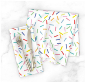 Confetti Party Fabric