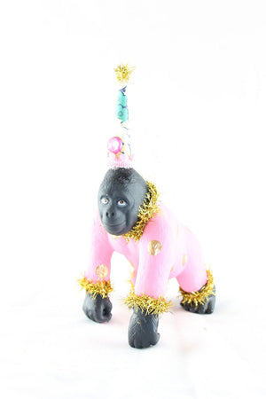 "Custom Order ""Gorilla"" Jumbo Party Animal- Cake Topper and Party Decoration"