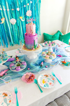 Party Animal Whale- painted carnival, circus, and birthday decor