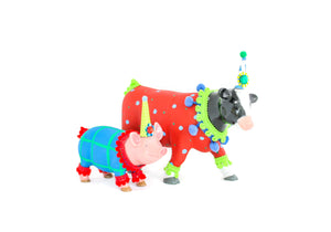 Jumbo Party Animal Farm Set- cake topper, farm, and birthday decor