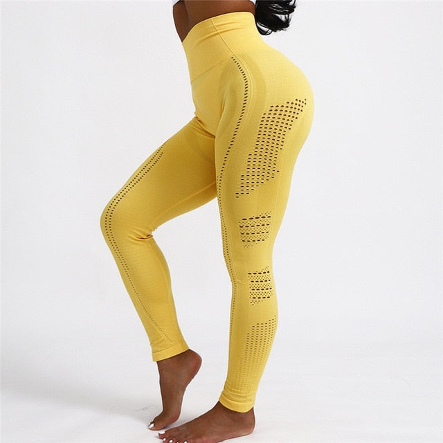 Seamless Leggings Women Yoga Pants For Fitness Tights Workout