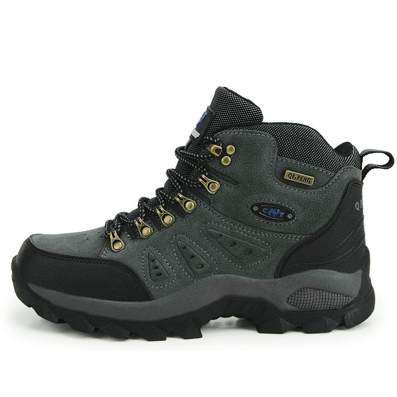 Hot Sale Classic Pro-Mountain Ankle Hiking Boots For Men & Women