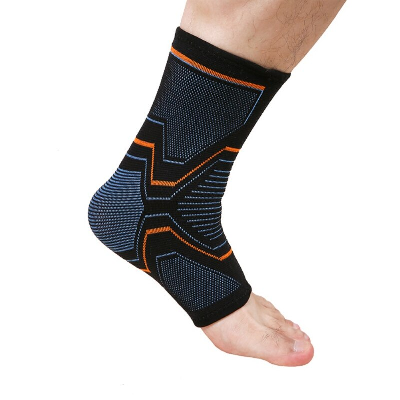 1 PCS Ankle Brace Compression Support Sleeve Elastic