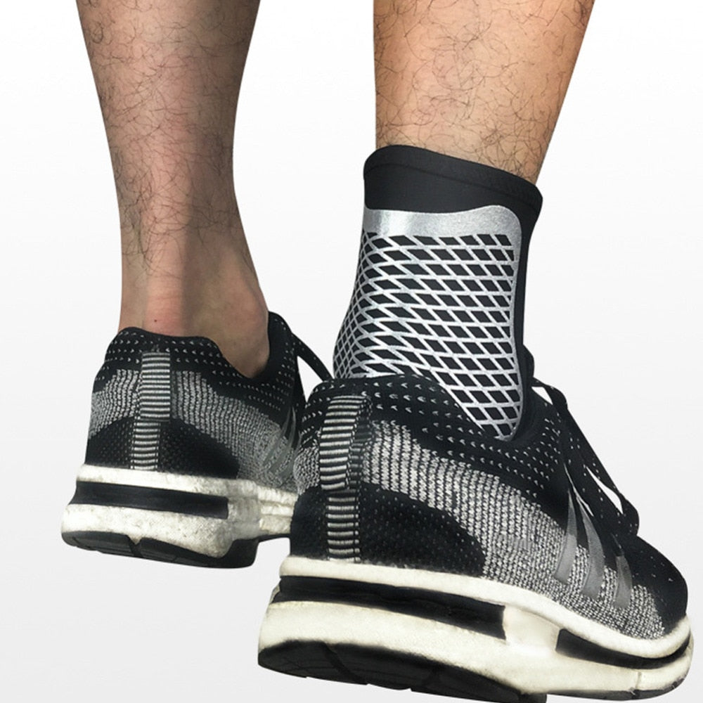Sports Ankle Support Breathable Pressure Anti-Sprain  (Shipping to USA with in 7-15 days)